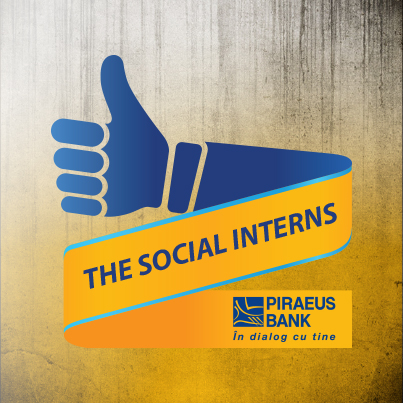 The Social Interns_by Piraeus Bank_Logo