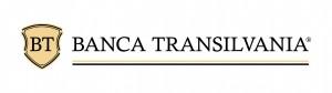 Logo orizontal BT, fundal alb