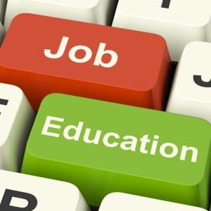 Job-Education-Keyboard